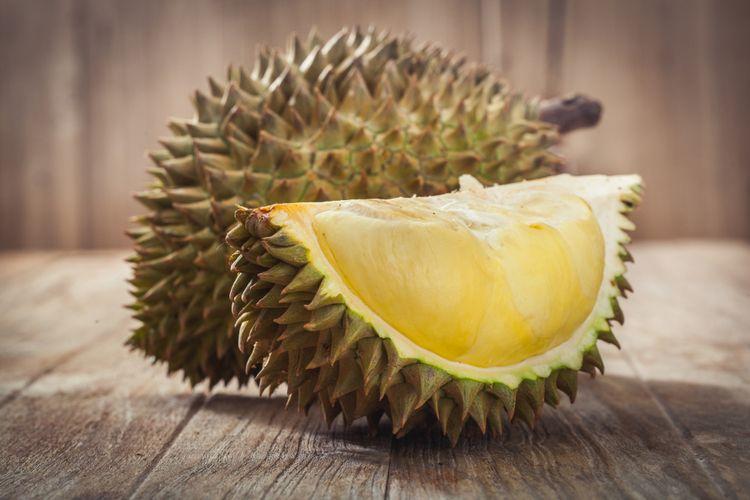 Manfaat Dan Khasiat Buah Durian Bagi Tubuh