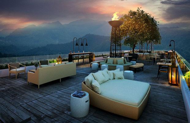 Hotel Terbaik Bernuansa Alam Di Indonesia
