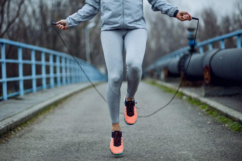 Beberapa Cara Bermain Lompat Tali Dapat Bakar Kalorimu!