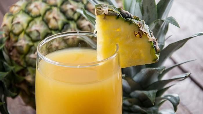 Beberapa Manfaat Saat Minum Jus Nanas Baik Pada Kesehatan Pencernaan!