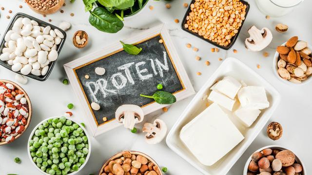 Beberapa Sumber Protein Nabati Untuk Makanan Vegetarian Kesehatan