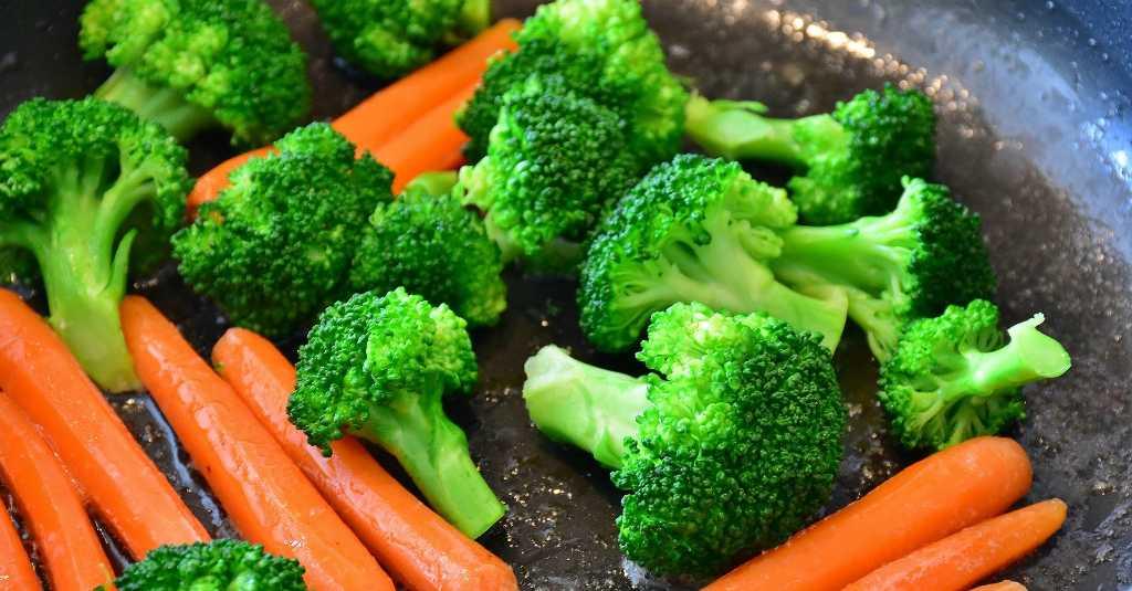 Beberapa Tanda Anda Yang Kurang Konsumsi Makan-makanan Sayuran