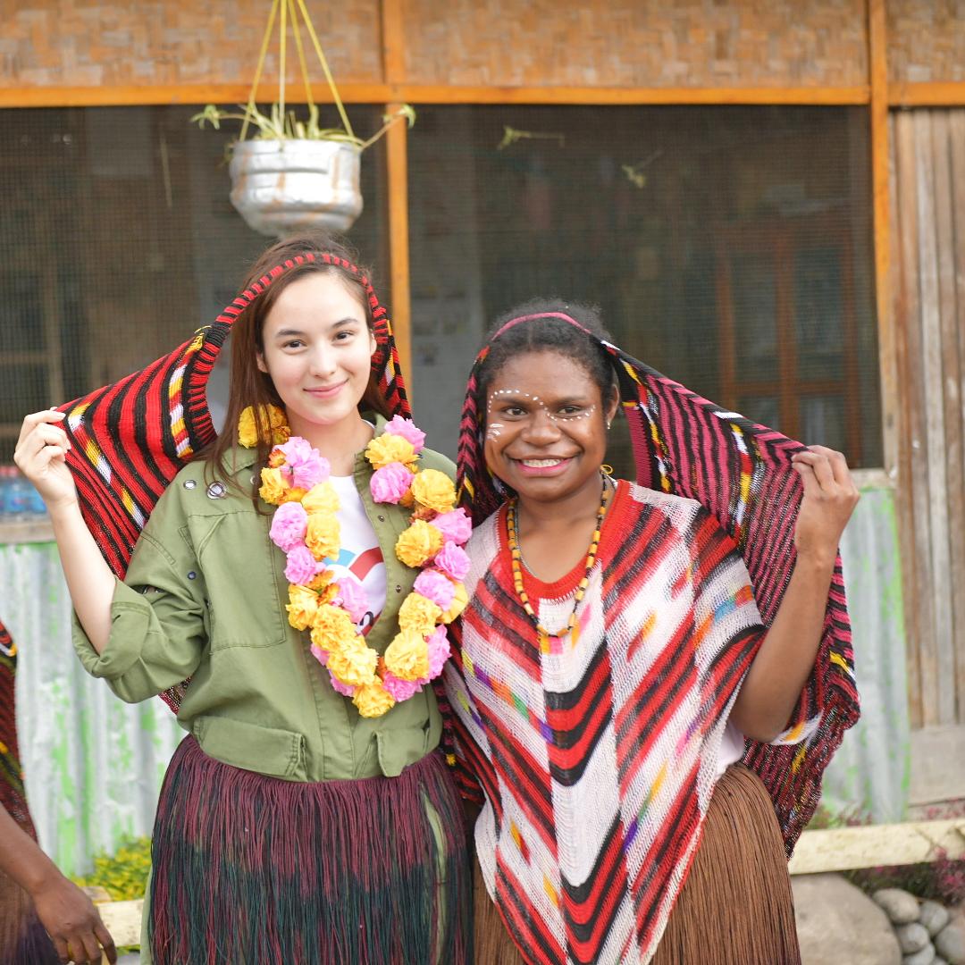 Kerajinan Tangan Papua Yaitu Noken